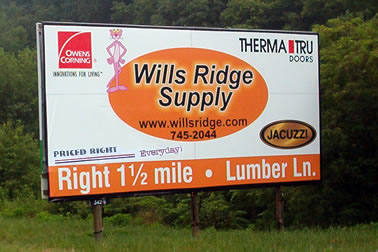 Wills Ridge Supplyl